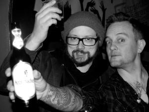 North Alone & Dave Hause.