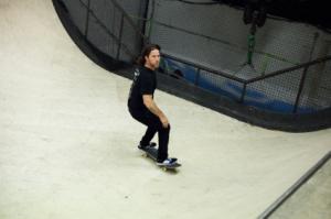 chuck skateboard