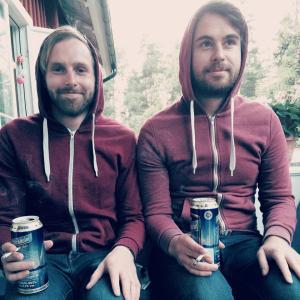 Steven & Marcel.