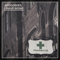 Apologies I Have None - Pharmacie 2000px